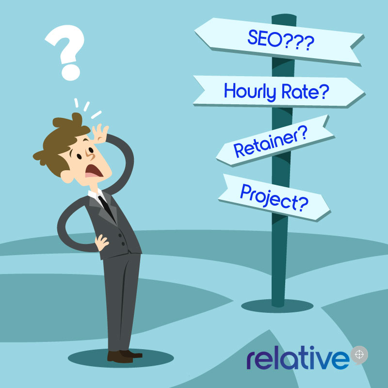 What rate to pay SEO?