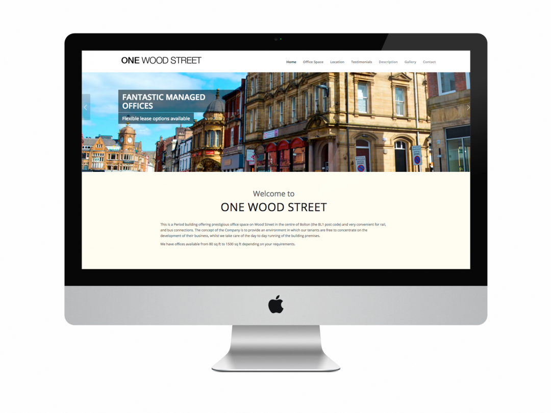 One Wood Street Website