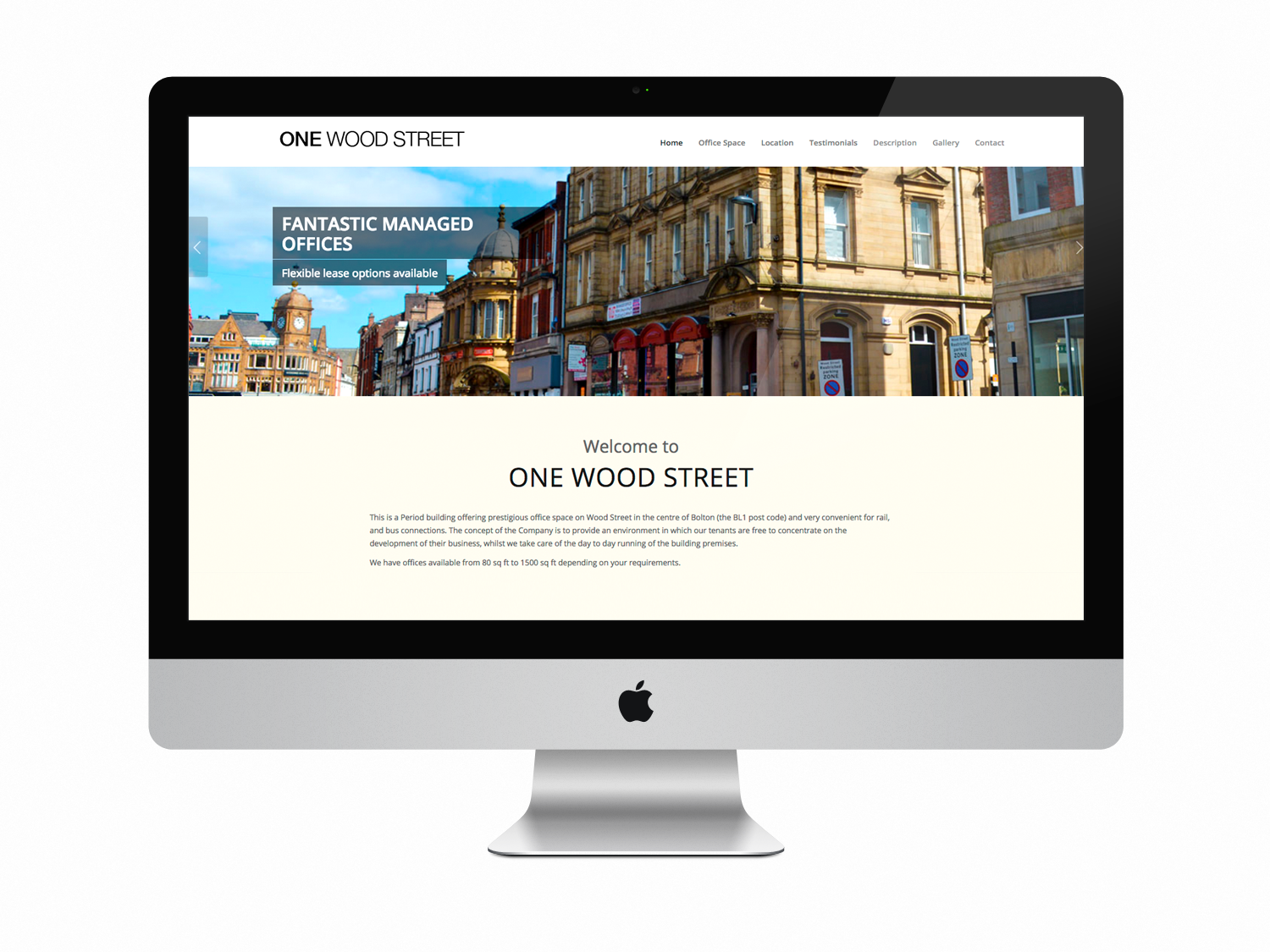 One Wood Street Website