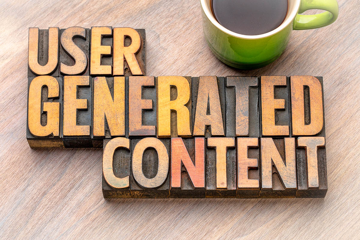 user generated content by relative marketing